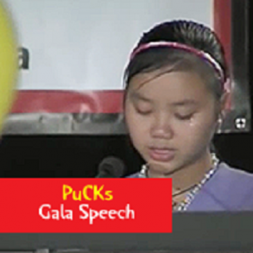 PuCKS Gala HLP Speech