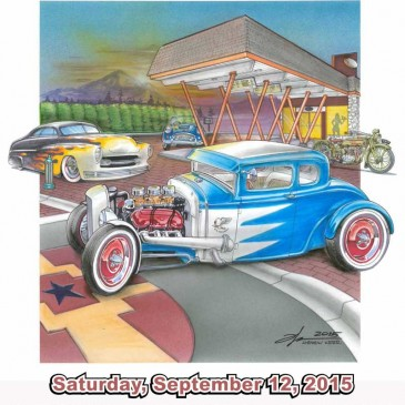 CRUISE-IN: Car show benefits Langley groups