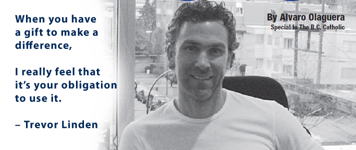 A Conversation with Trevor Linden