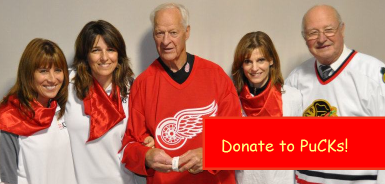 Donate to the PuCKs Program Participation